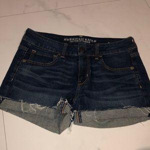 AE Jean Short Shorts